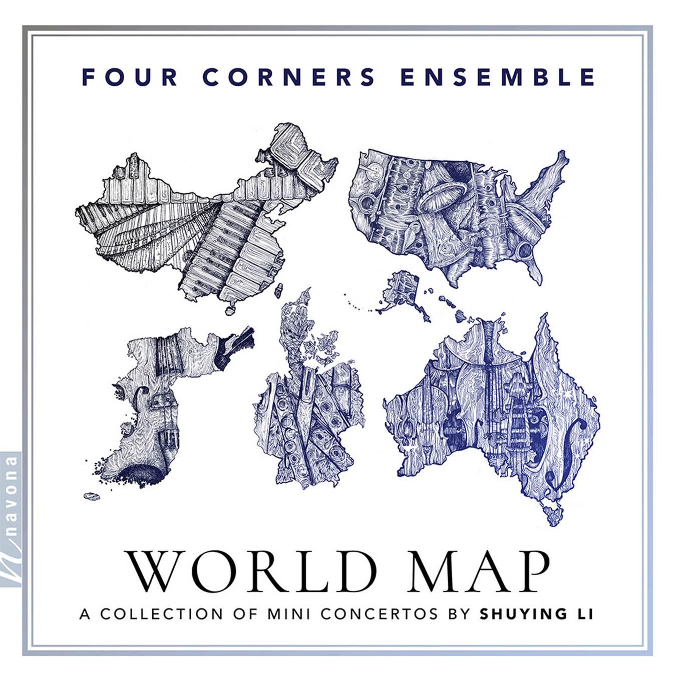 WORLD MAP- Album Cover