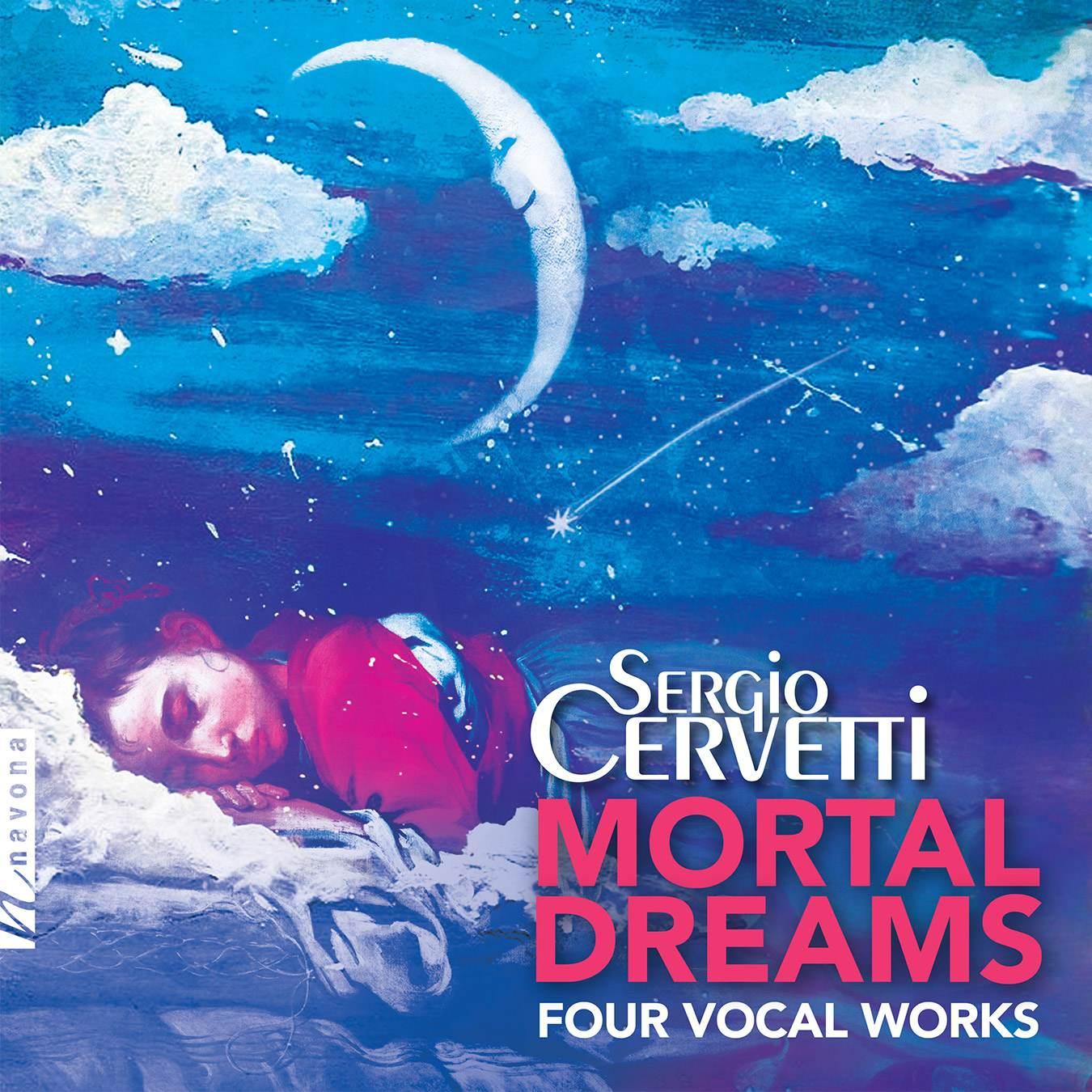 Mortal Dreams - Sergio Cervetti - Album Cover