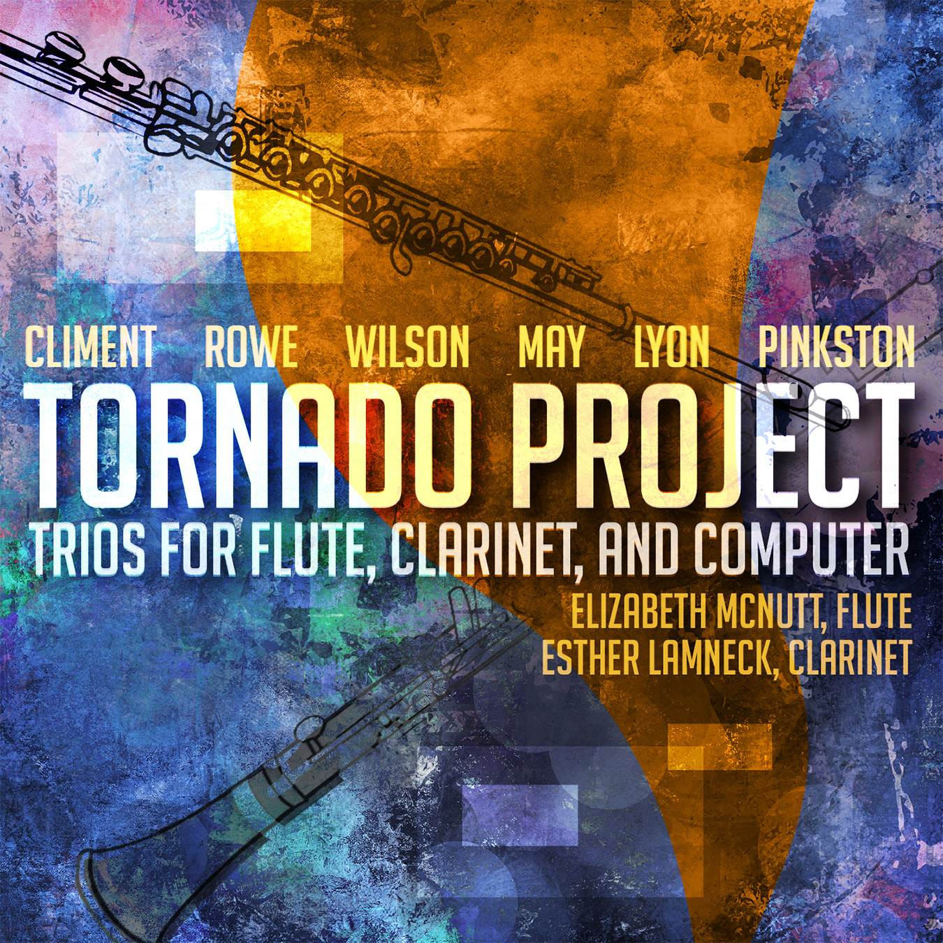 TORNADO PROJECT -album cover