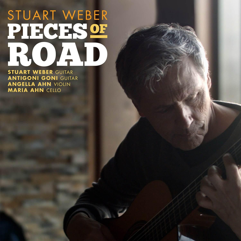 Pieces of Road- Stuart Weber - Album Cover