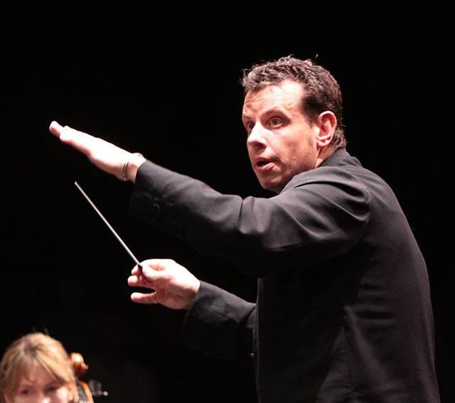 Allan Scott - conductor