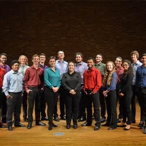 Furman University Percussion Ensemble