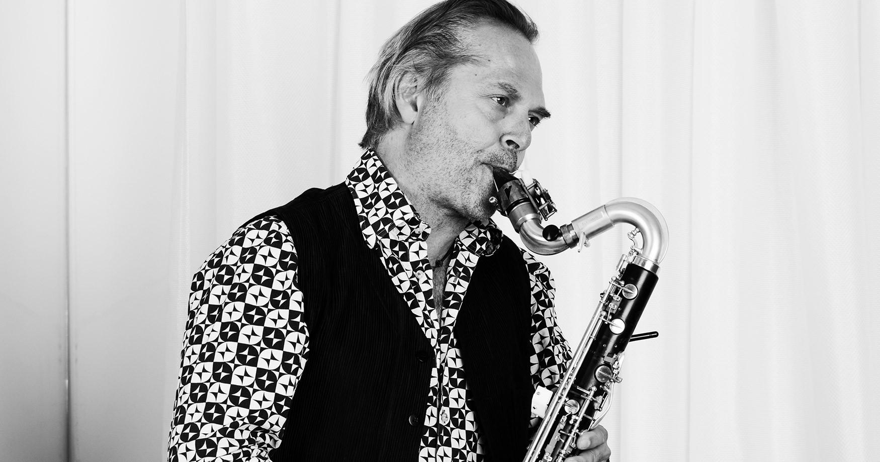 Matthias Mueller bass clarinet