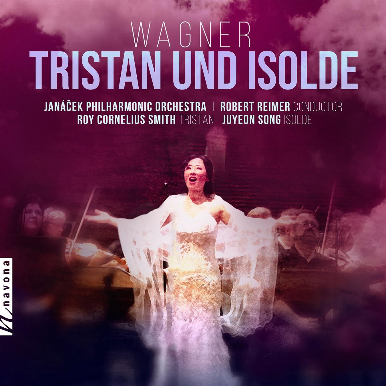TRISTAN UND ISOLDE - Album Cover