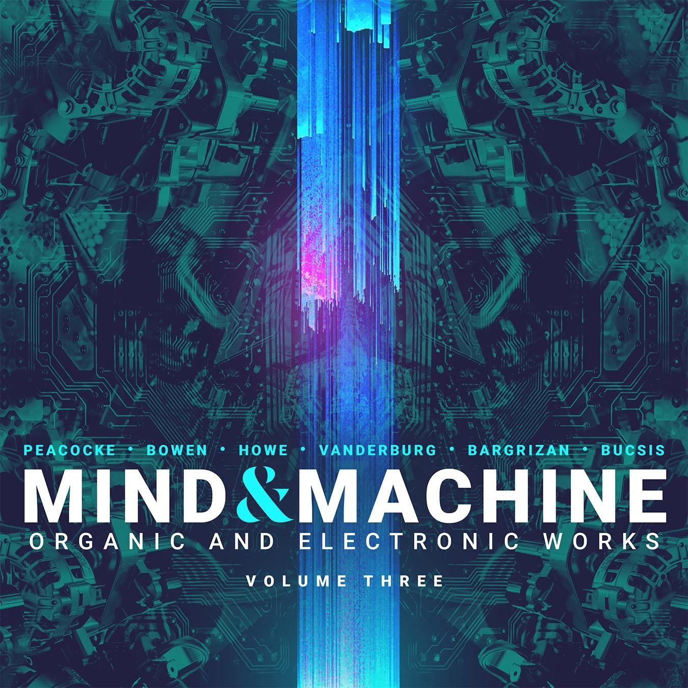MIND AND MACHINE VOL 3 - album cover