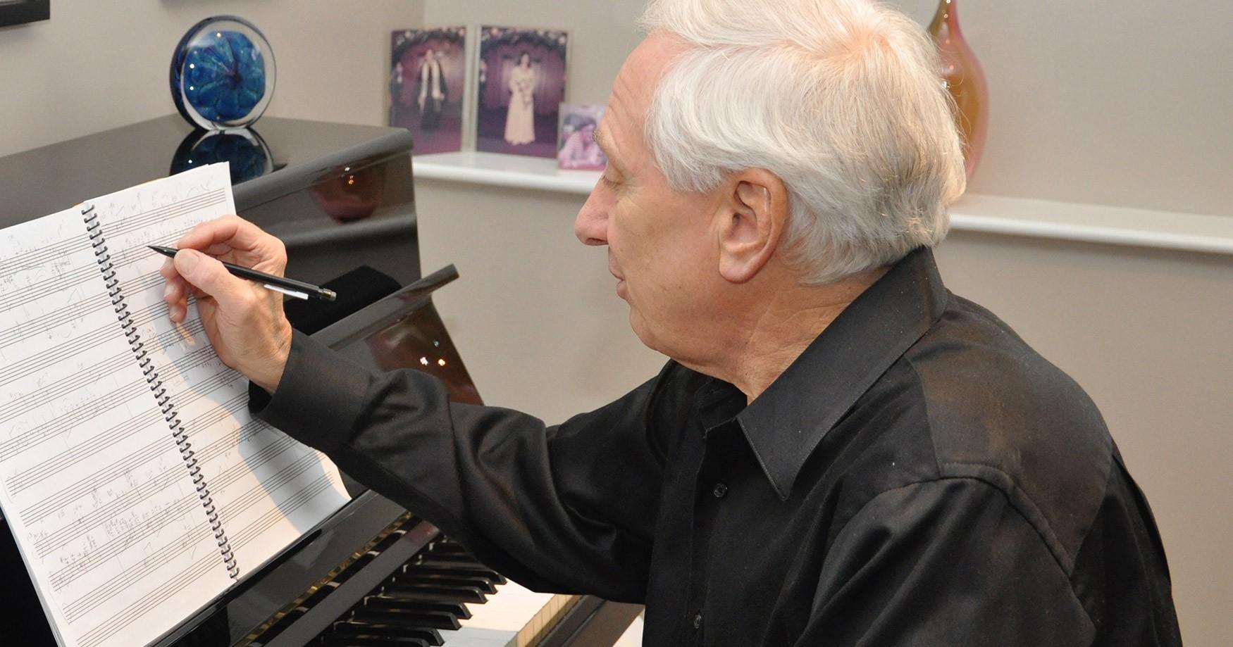Craig Madden Morris - composer