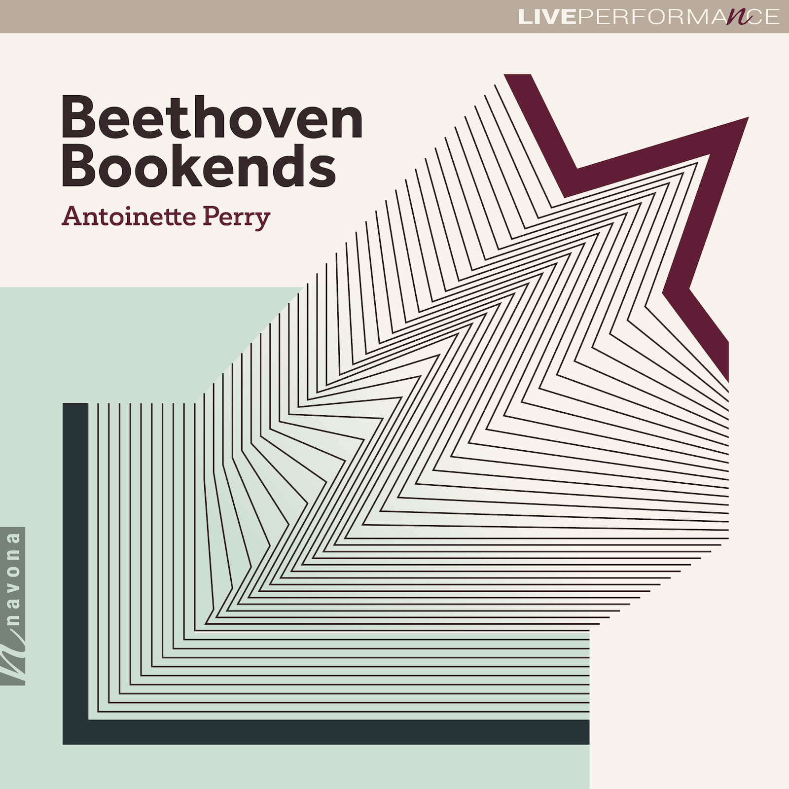 BEETHOVEN BOOKENDS - Album Cover