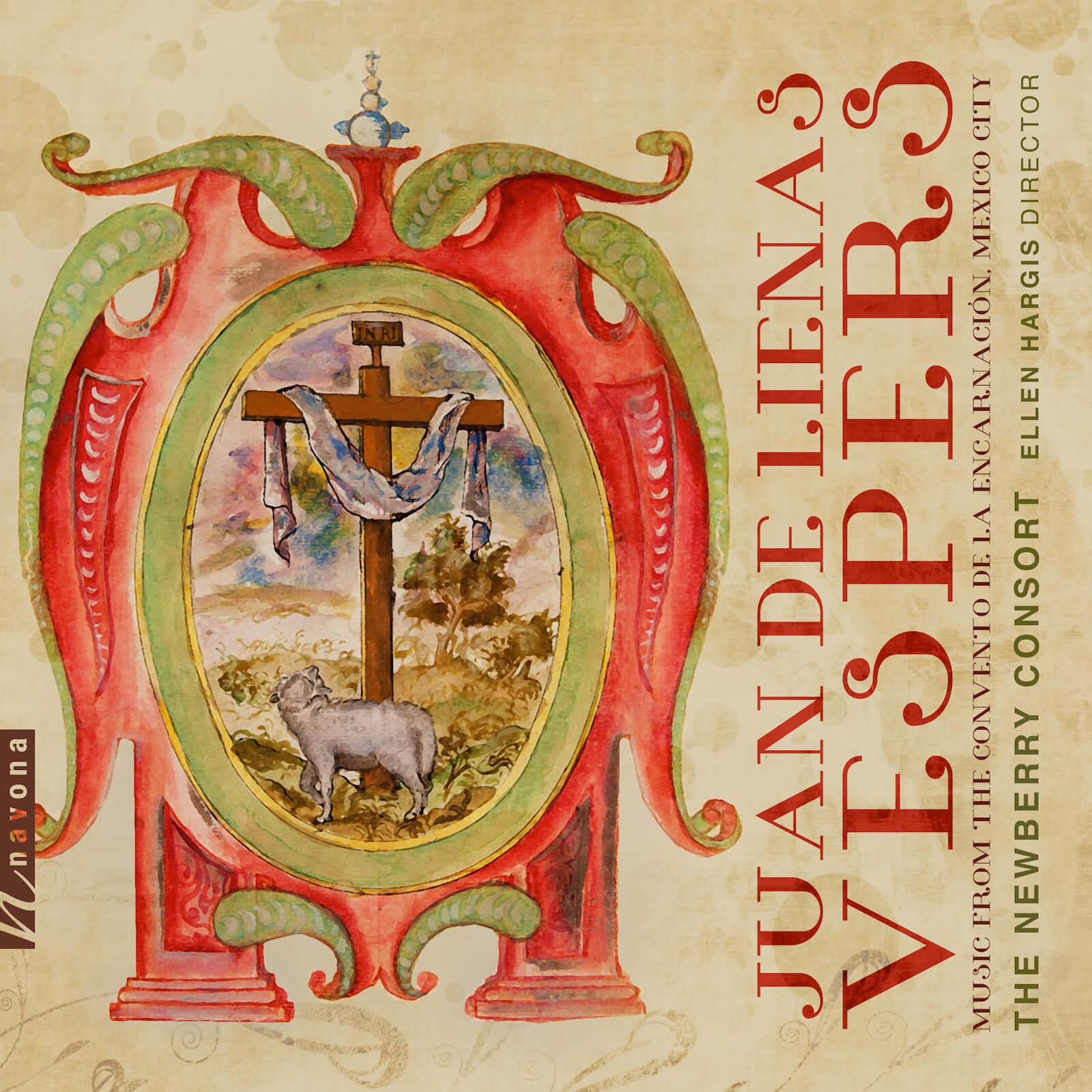 JUAN DE LIENAS: VESPERS - album cover