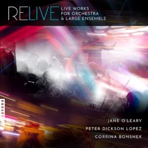 RELIVE - album cover