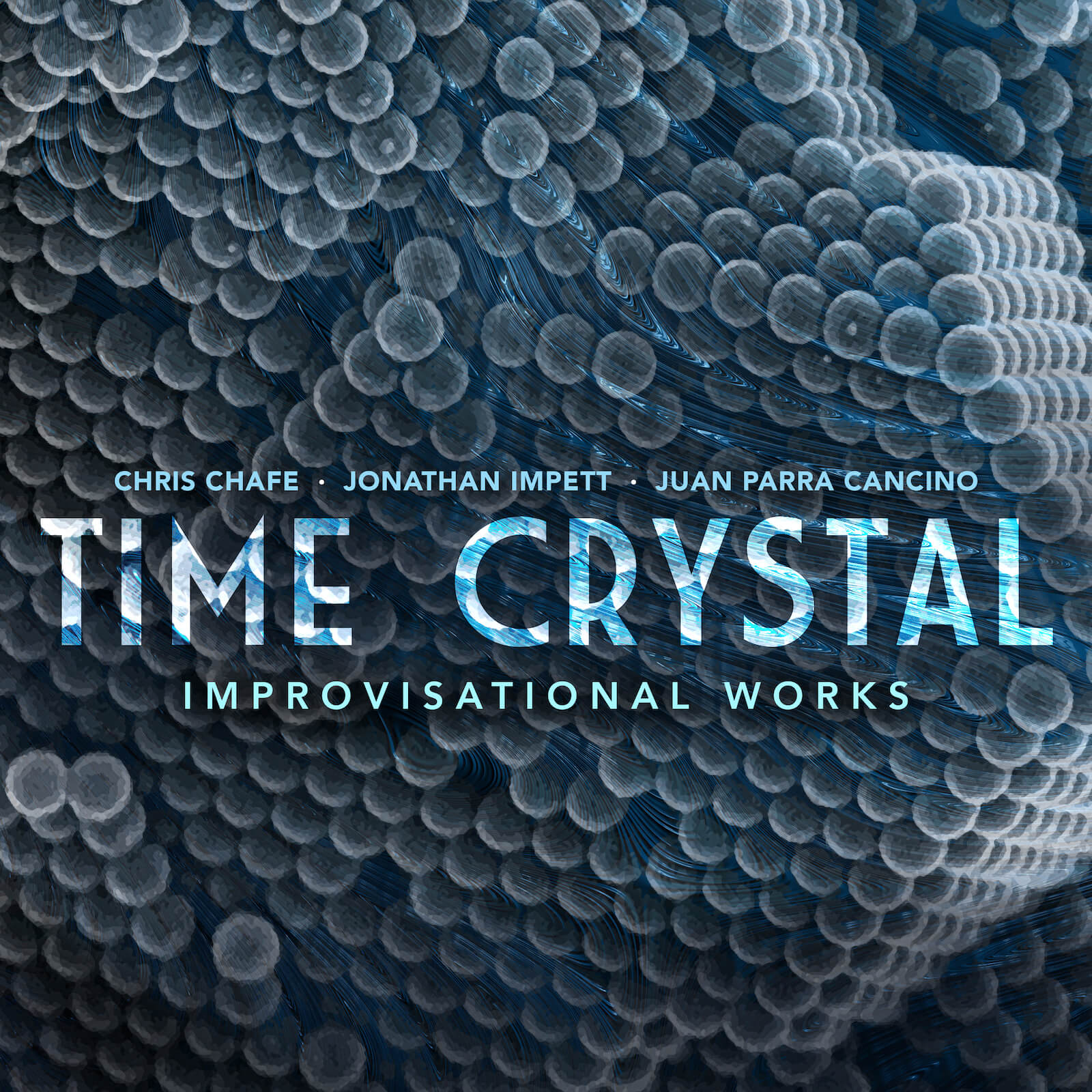 TIME CRYSTAL - Album Cover