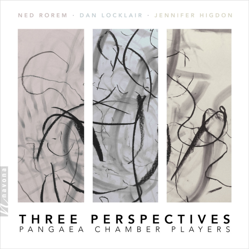Three Perspectives - Album Cover