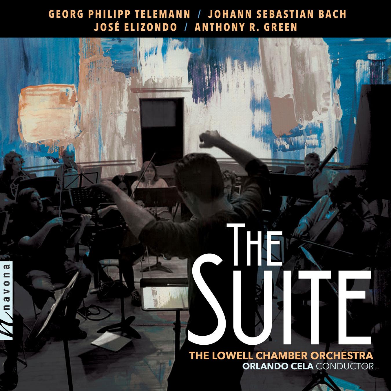 The Suite - album cover