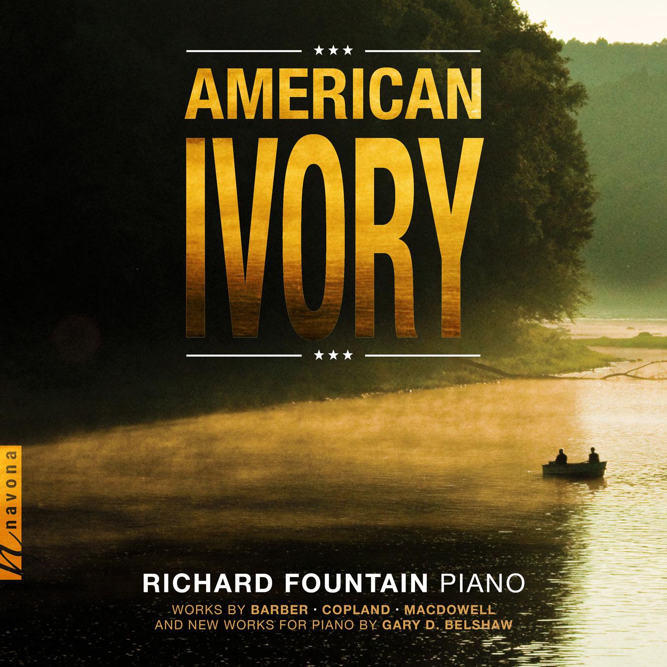 AMERICAN IVORY - album cover
