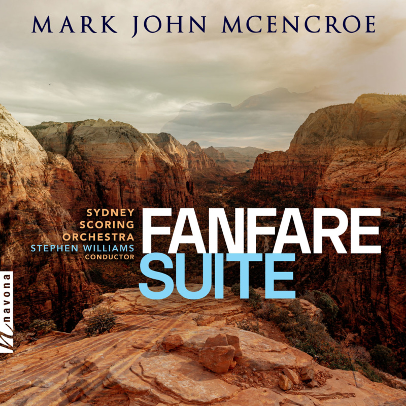 Fanfare Suite - Album Cover