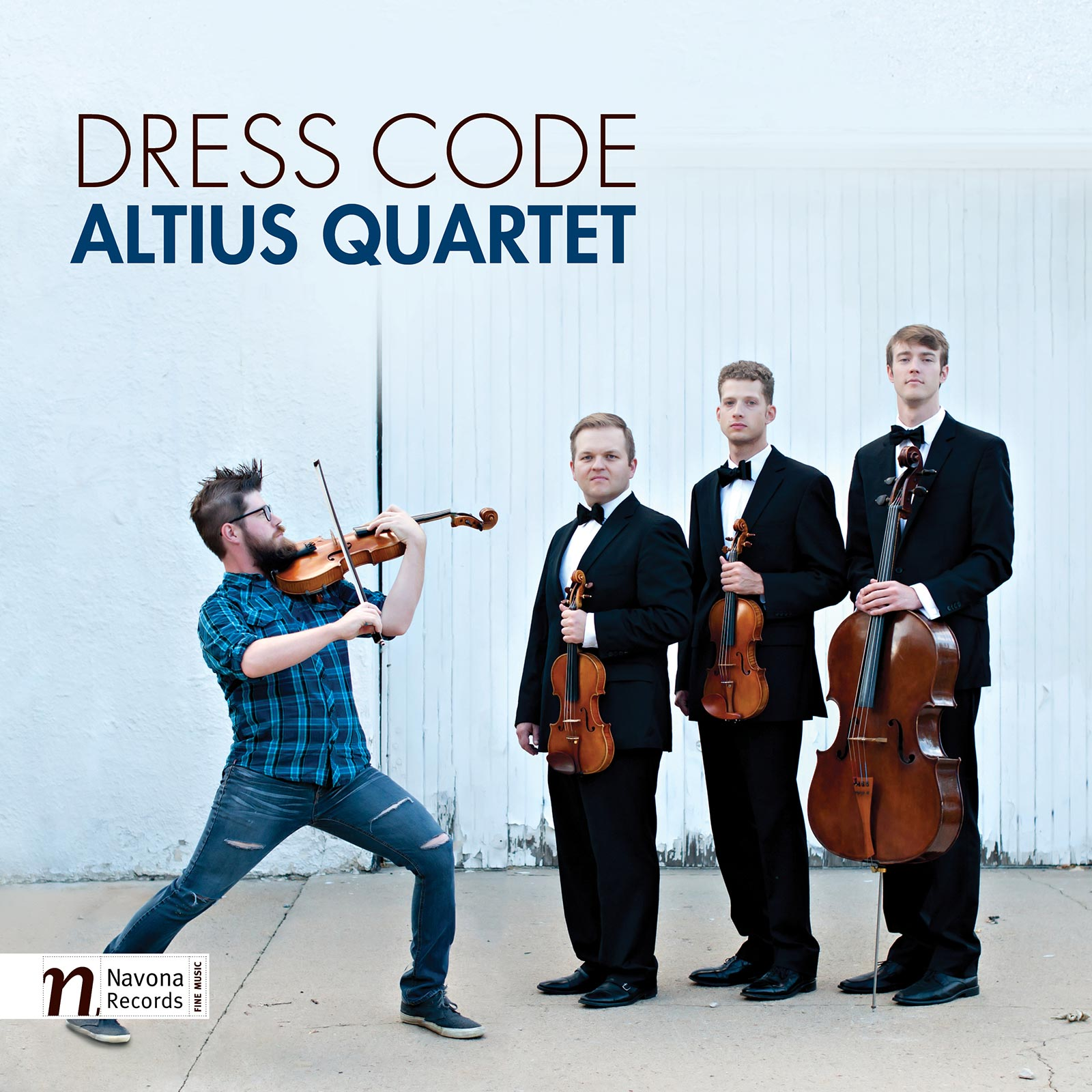 DRESS CODE - Album Cover