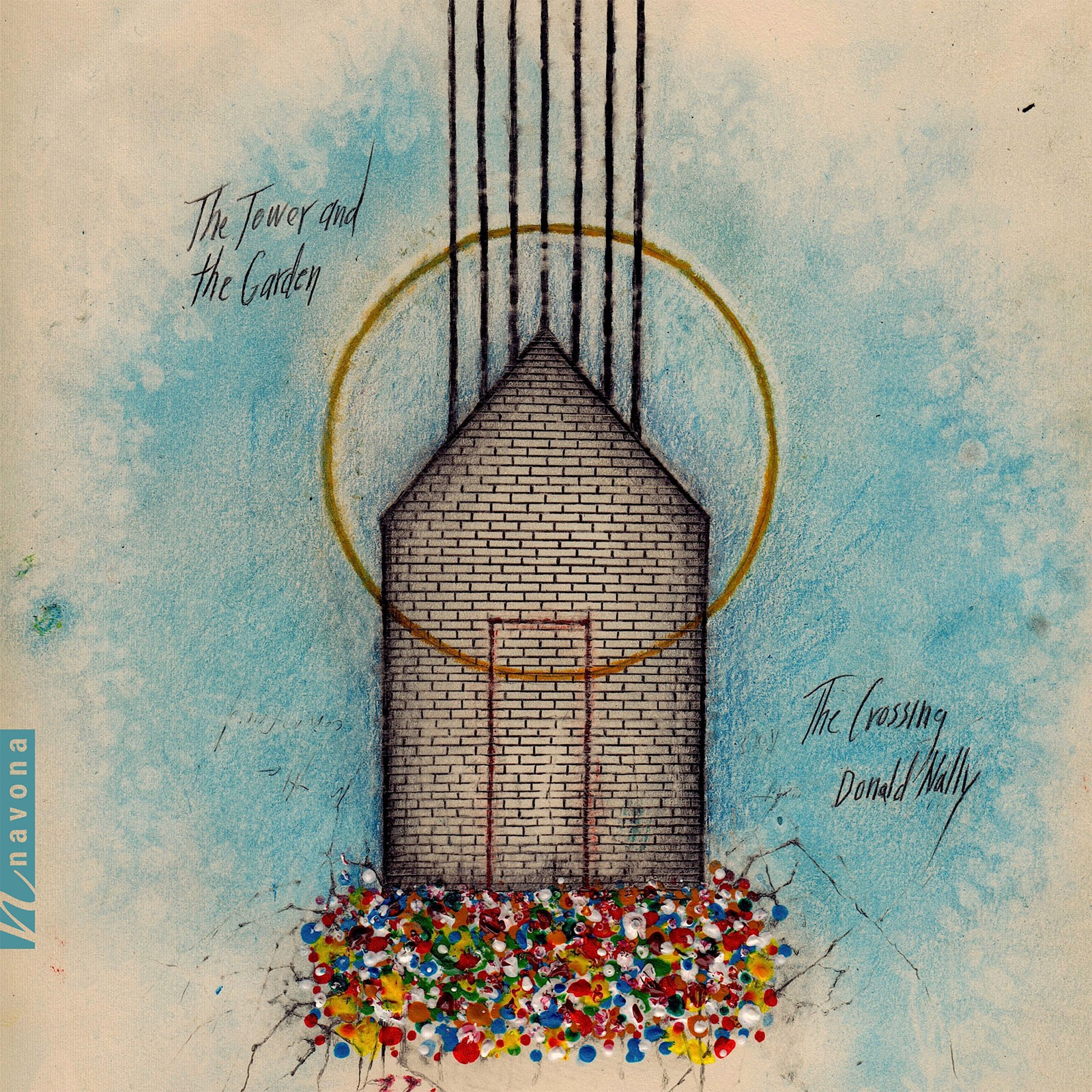 THE TOWER AND THE GARDEN - Album Cover