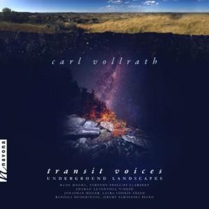 TRANSIT VOICES - album cover