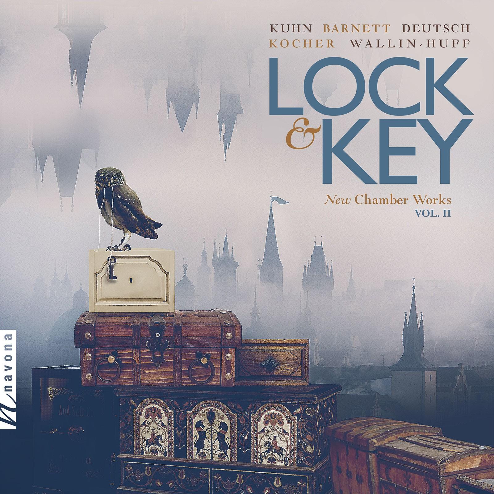 Lock & Key Vol. 2 - Wind Chamber - Album Cover