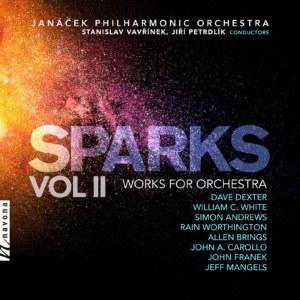 SPARKS VOL II - album cover