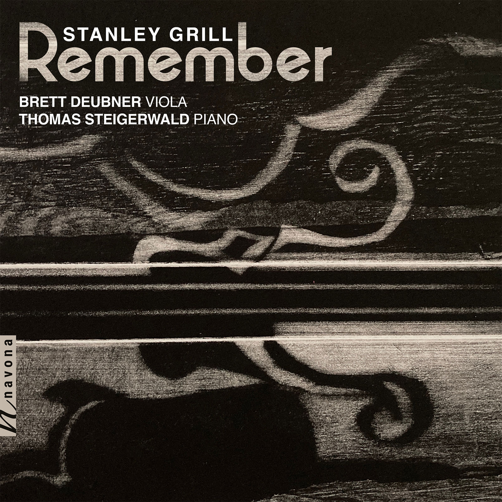 Remember - Stanley Grill - Album Cover