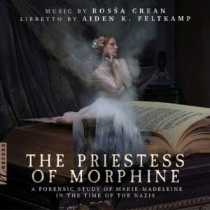 THE PRIESTESS OF MORPHINE - album cover