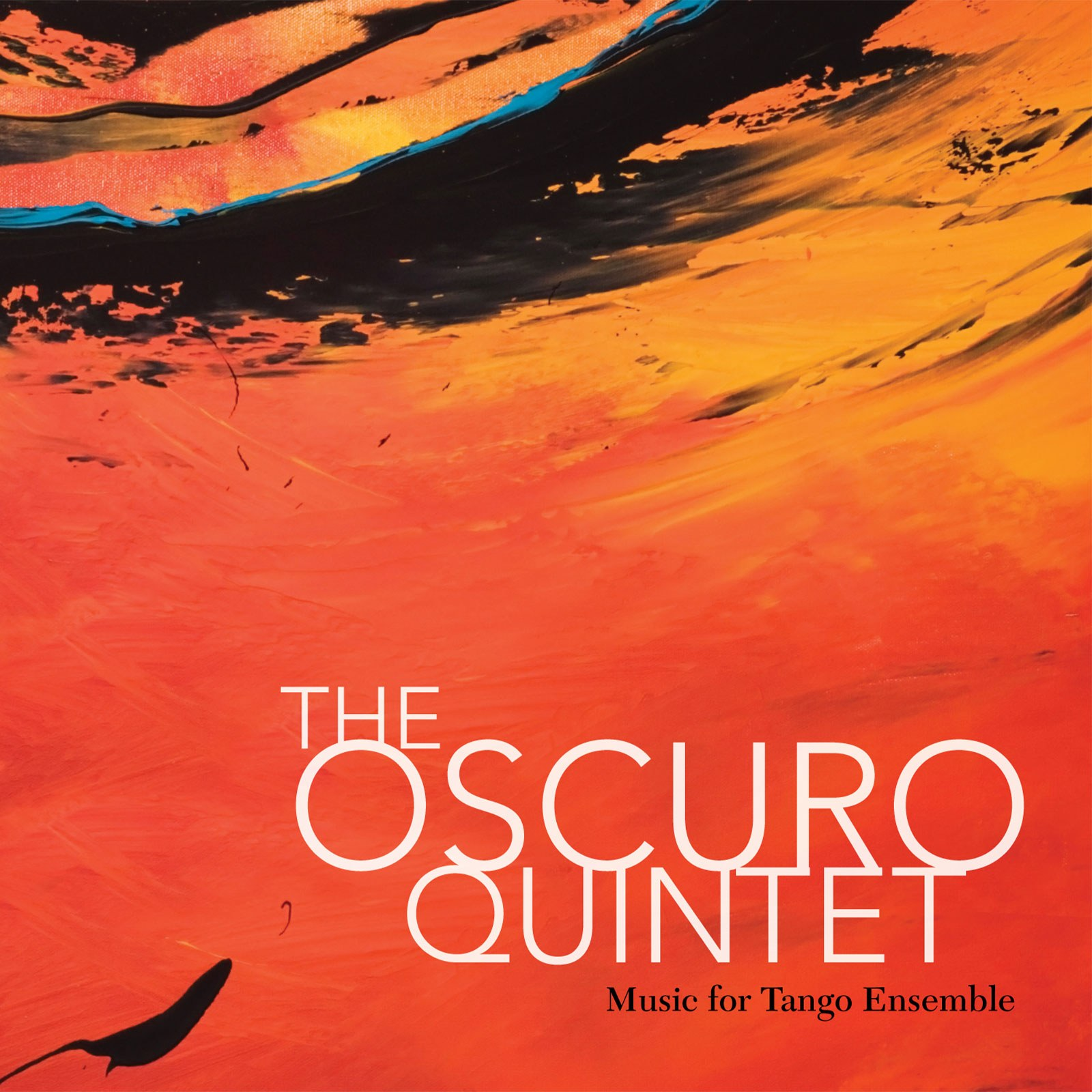 THE OSCURO QUINTET - Album Cover
