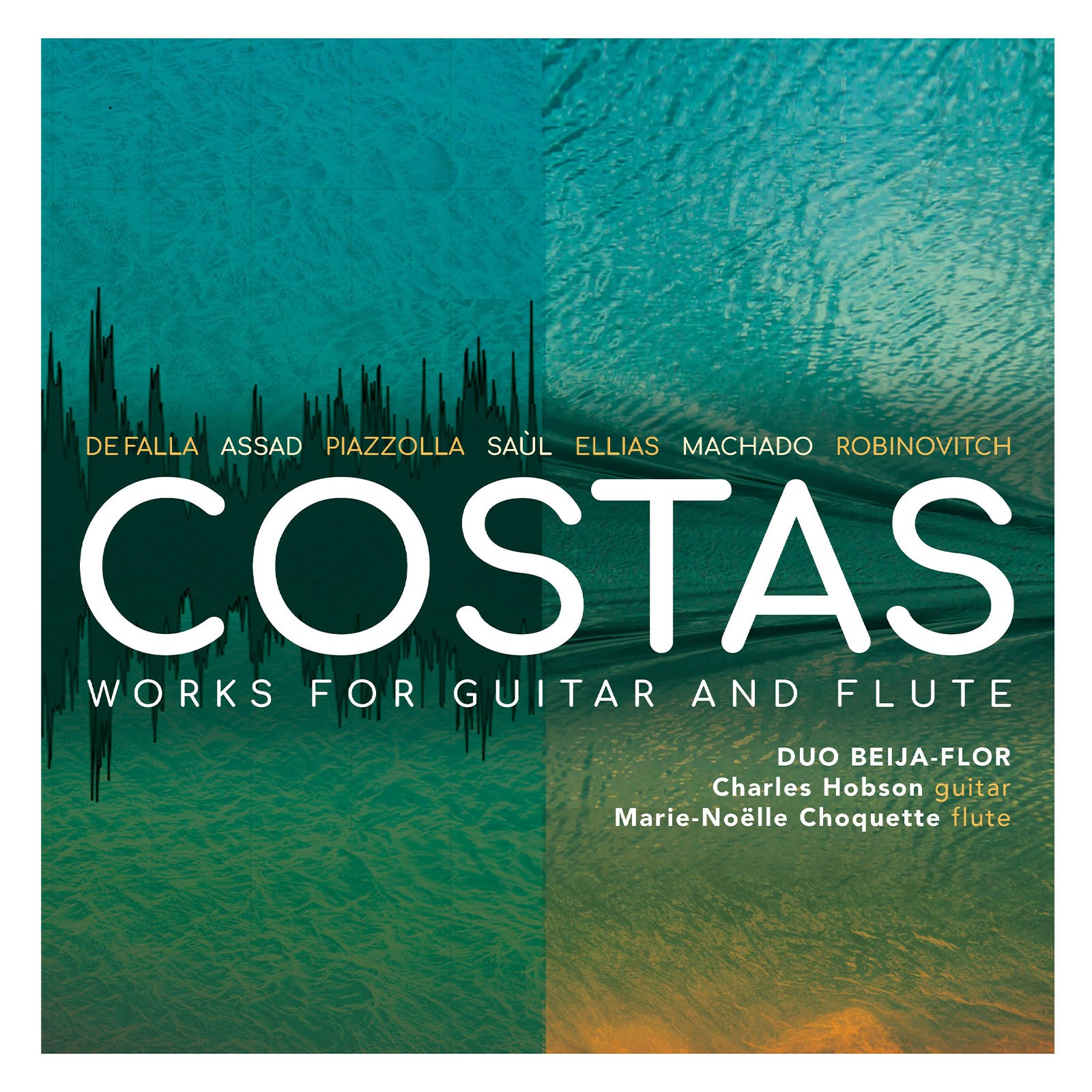 COSTAS - Album Cover