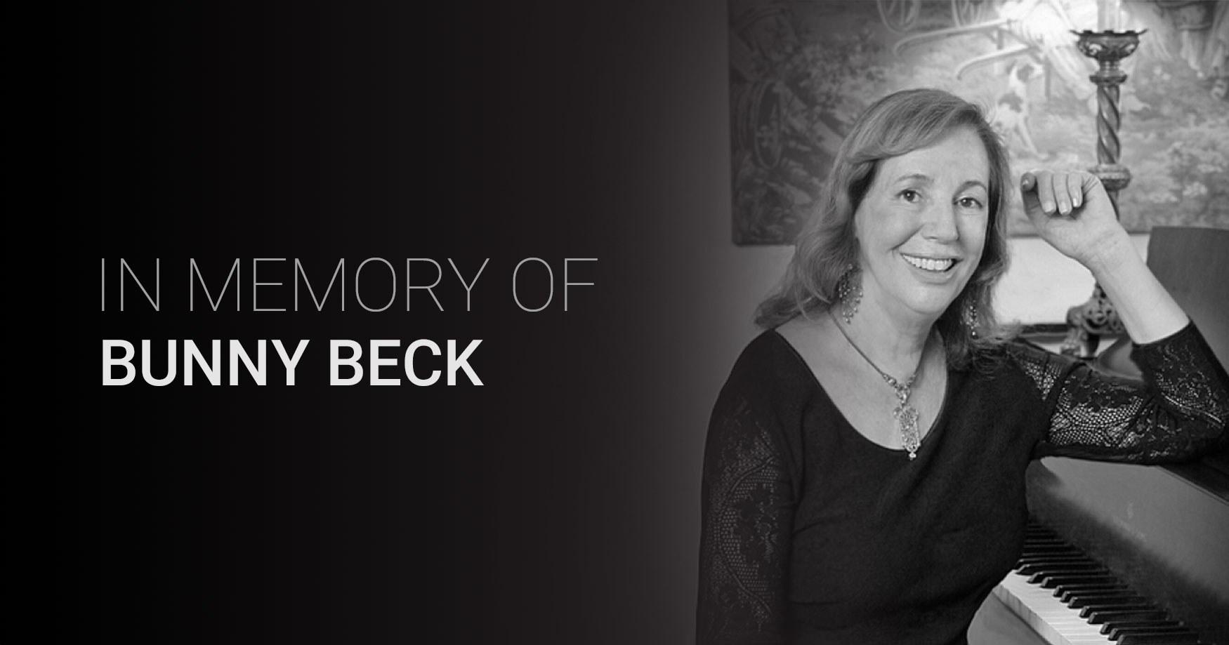 Bunny Beck In Memoriam