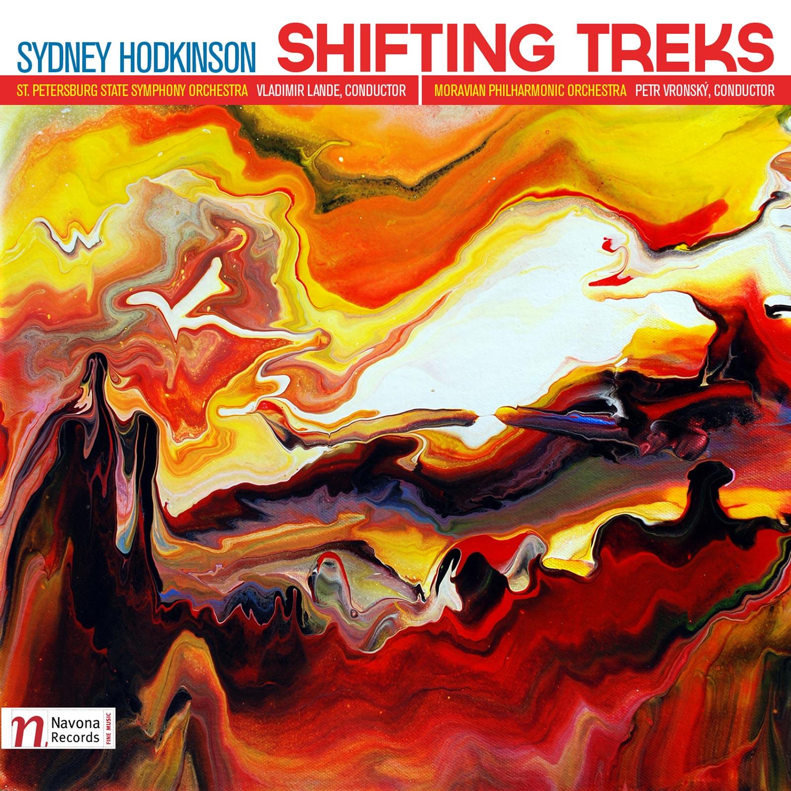 SHIFTING TREKS - album cover