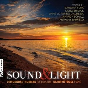 SOUND & LIGHT - album cover