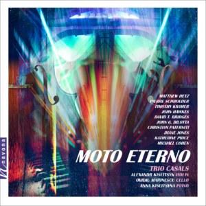 MOTO ETERNO - album cover