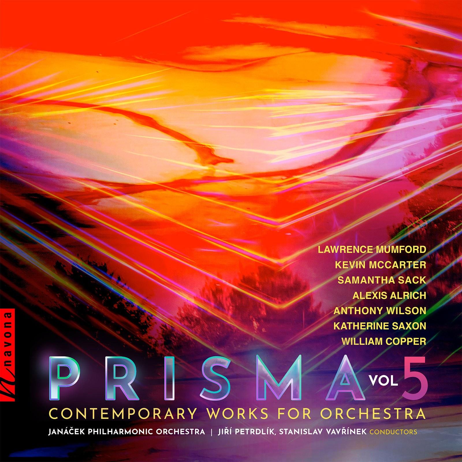 PRISMA VOL 5 - album cover