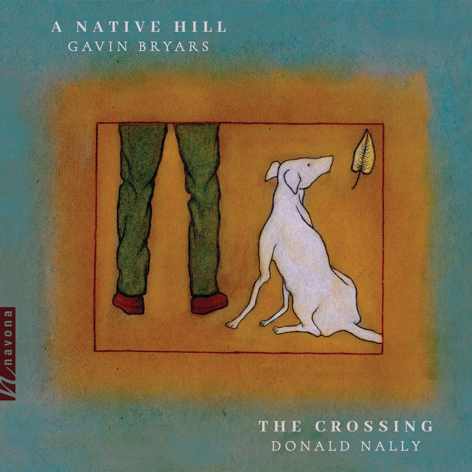 A NATIVE HILL - Album Cover