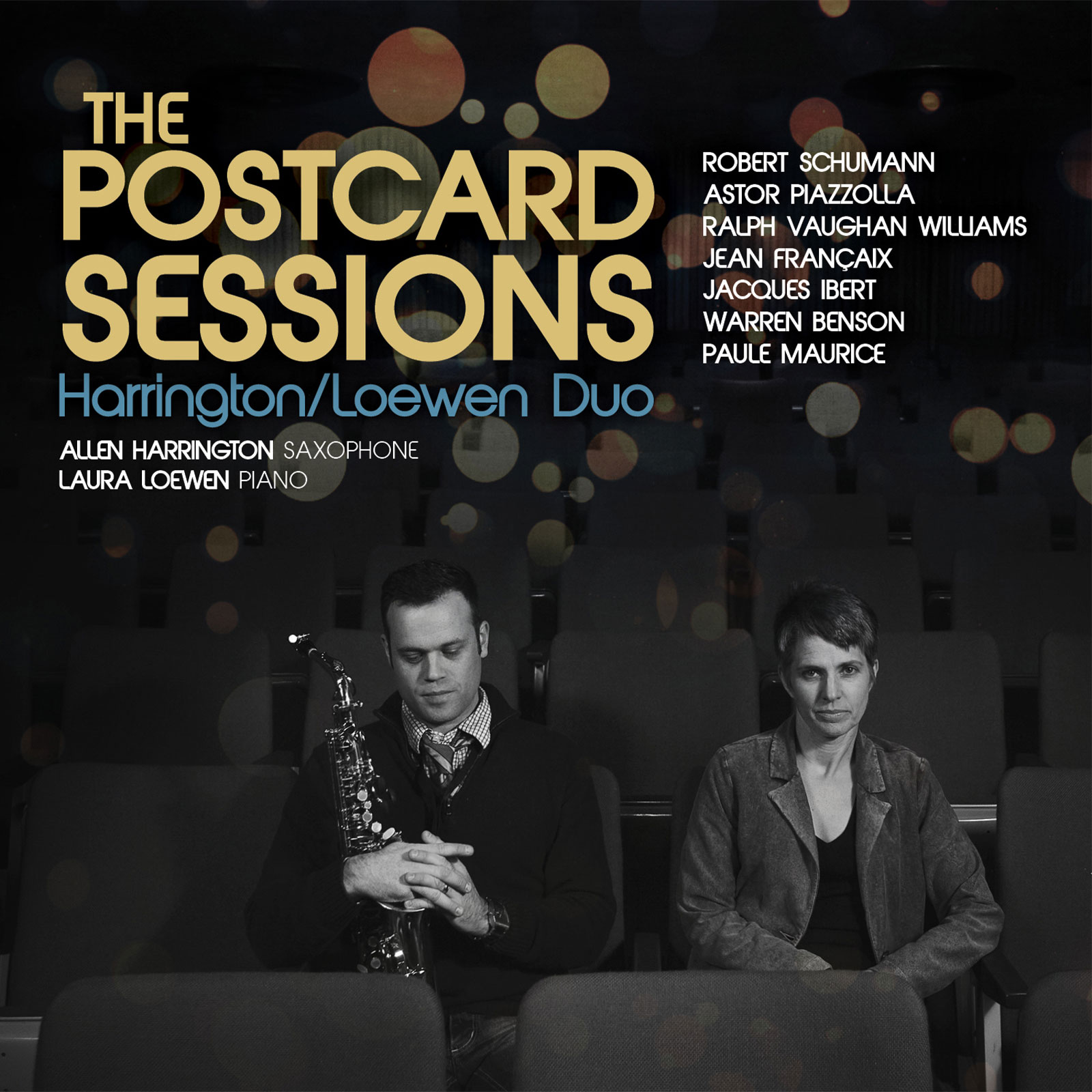THE POSTCARD SESSIONS - Album Cover