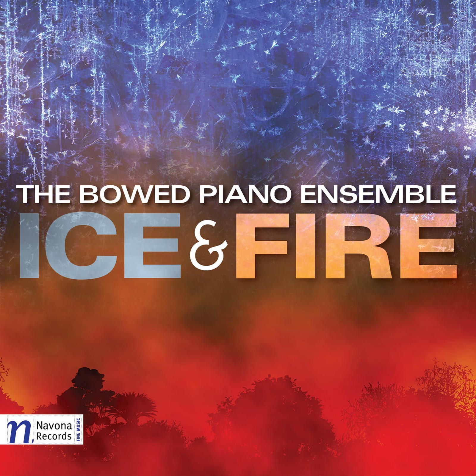 ICE & FIRE - album cover