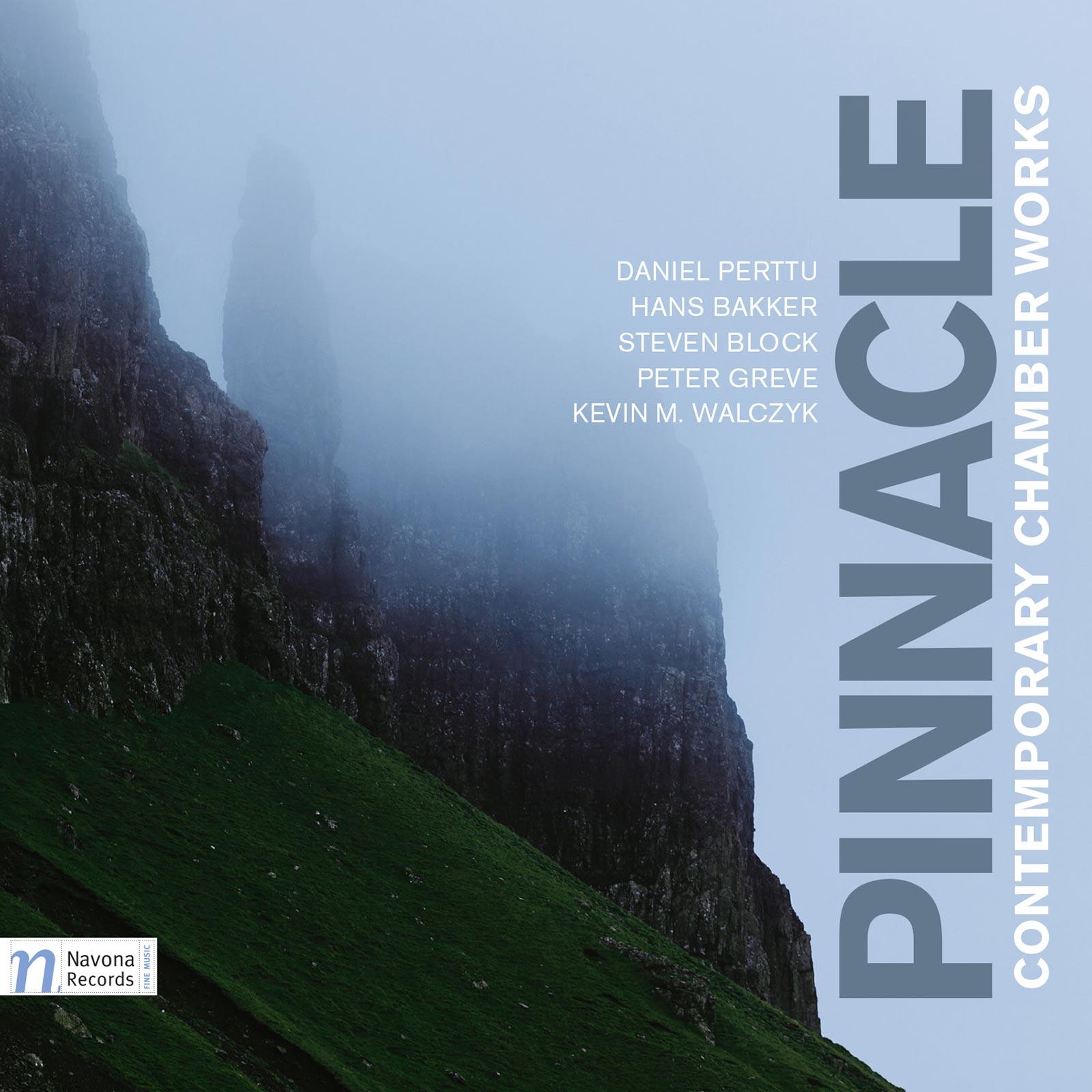 PINNACLE - album cover