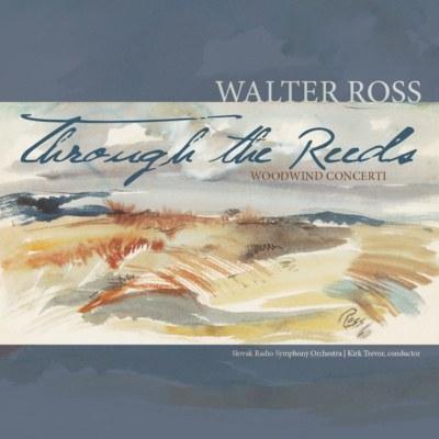 THROUGH THE REEDS - Album Cover