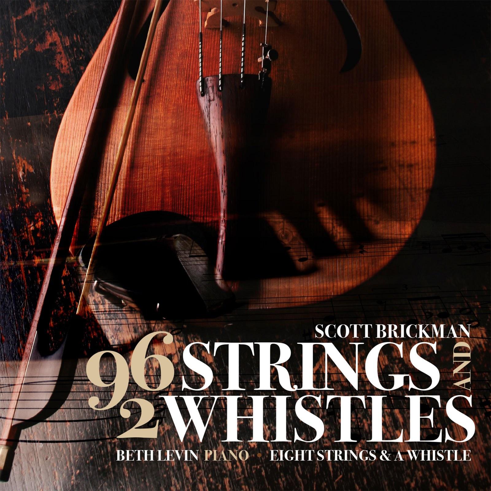 96 STRINGS & 2 WHISTLES - Album Cover