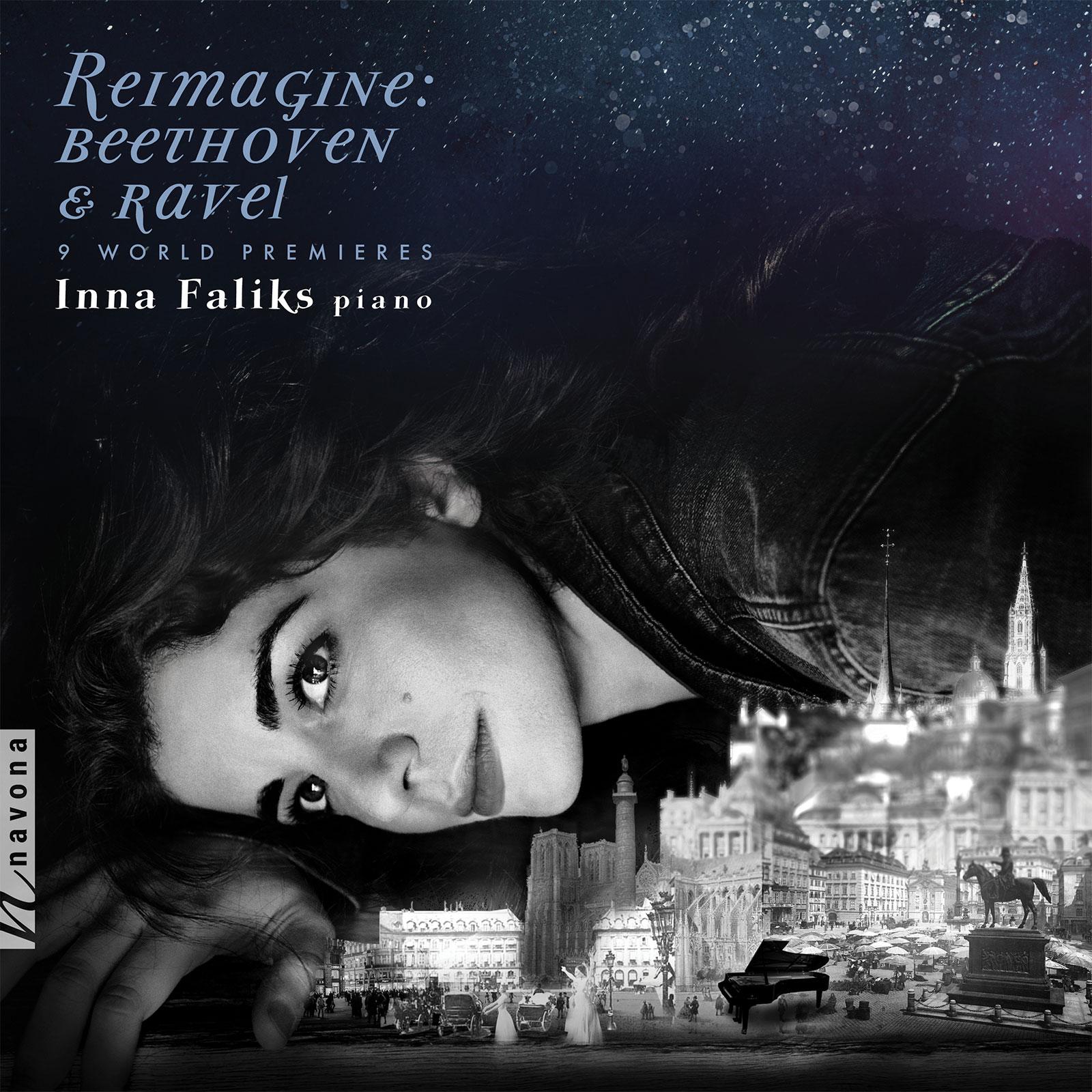 REIMAGINE - Album Cover