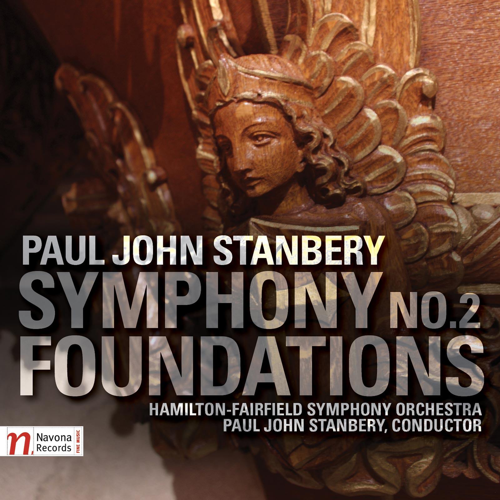 SYMPHONY NO. 2: FOUNDATIONS - album cover