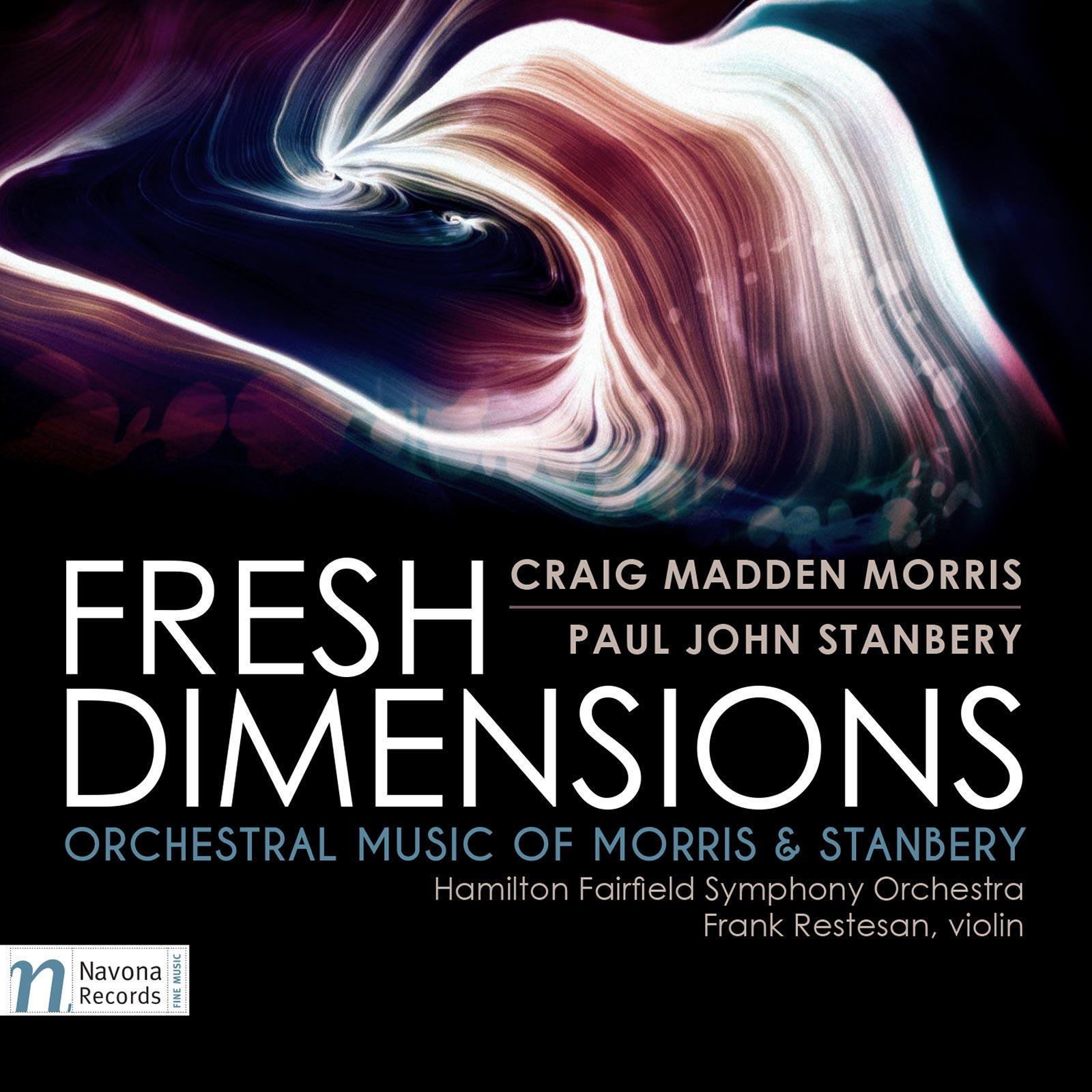 FRESH DIMENSIONS - album cover