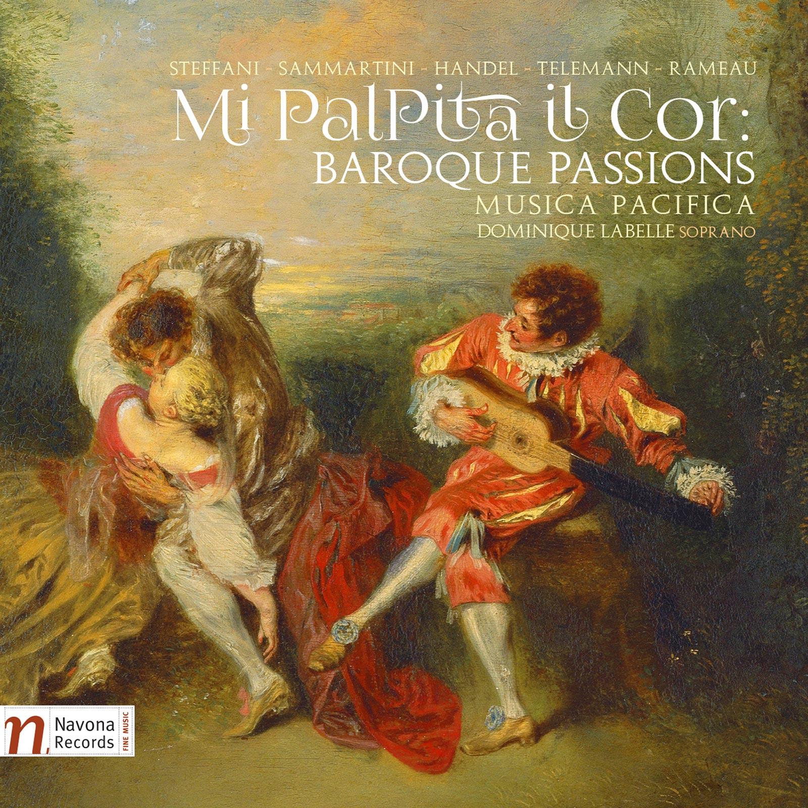 MI PALPITA IL COR: BAROQUE PASSIONS