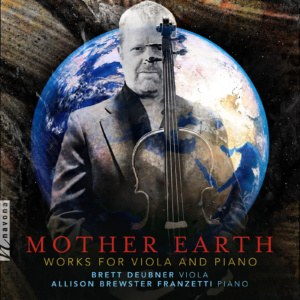 Mother Earth - album cover