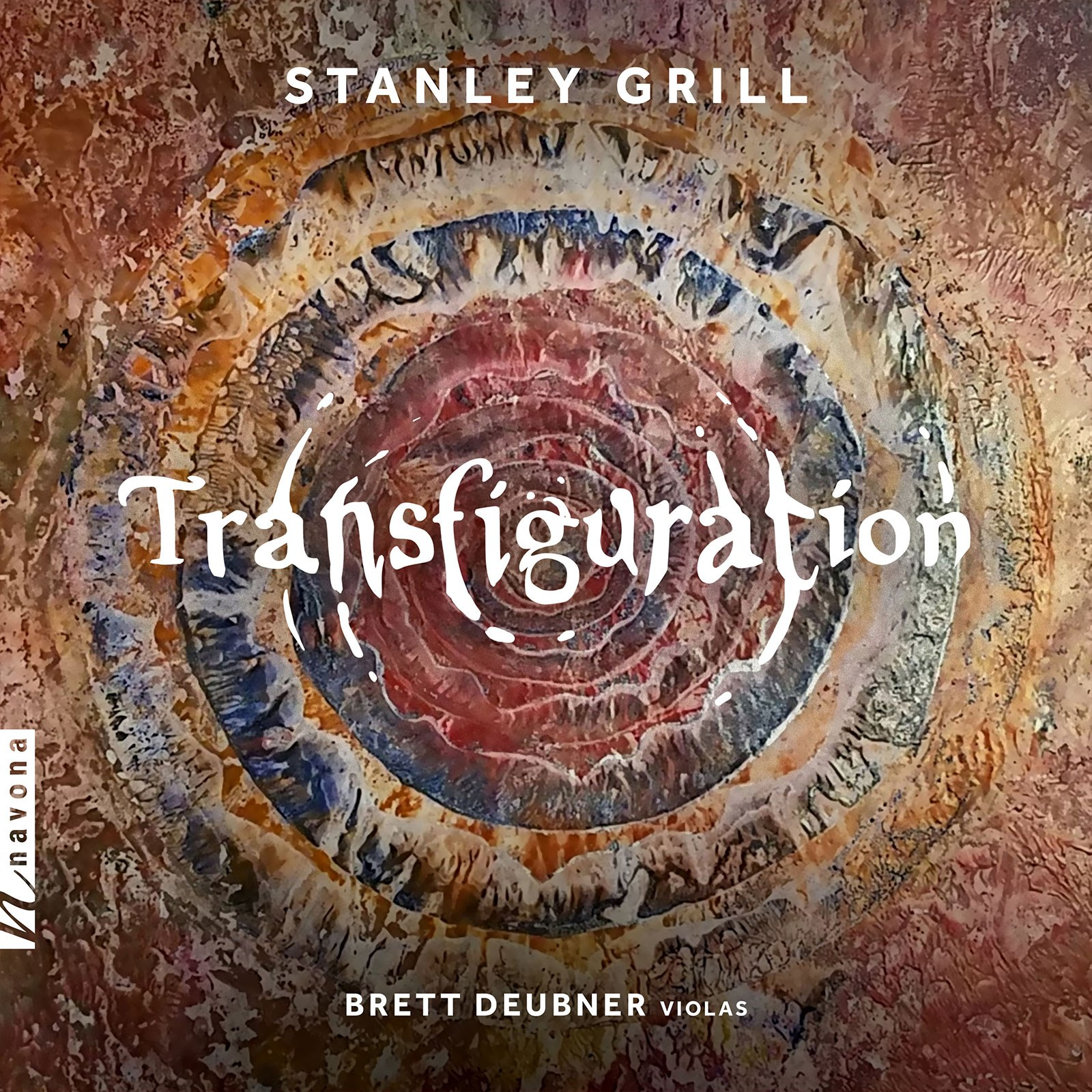 TRANSFIGURATION - Album Cover