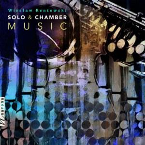 Solo & Chamber Music - album cover