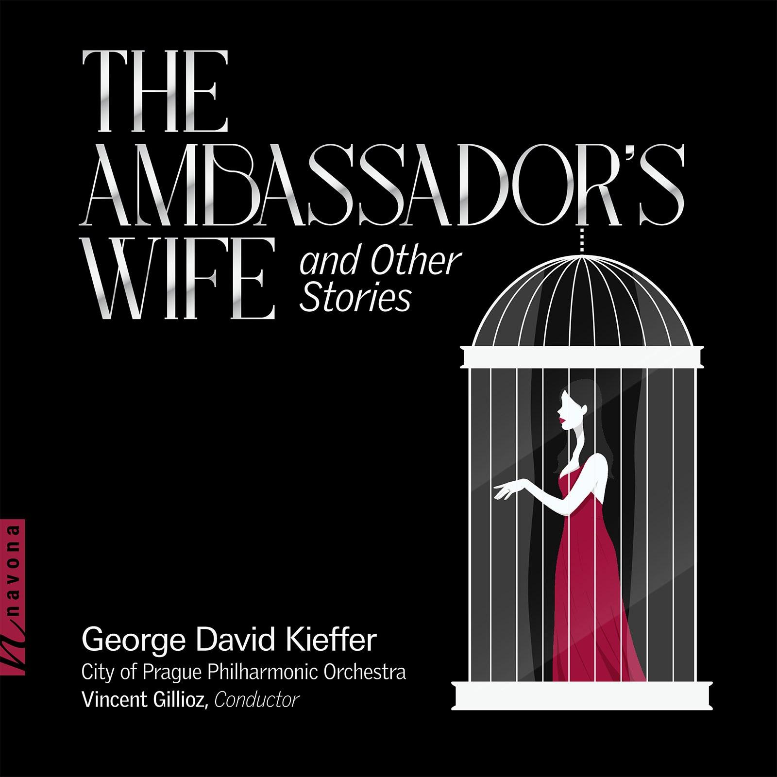 The Ambassadors Wife - Album Cover