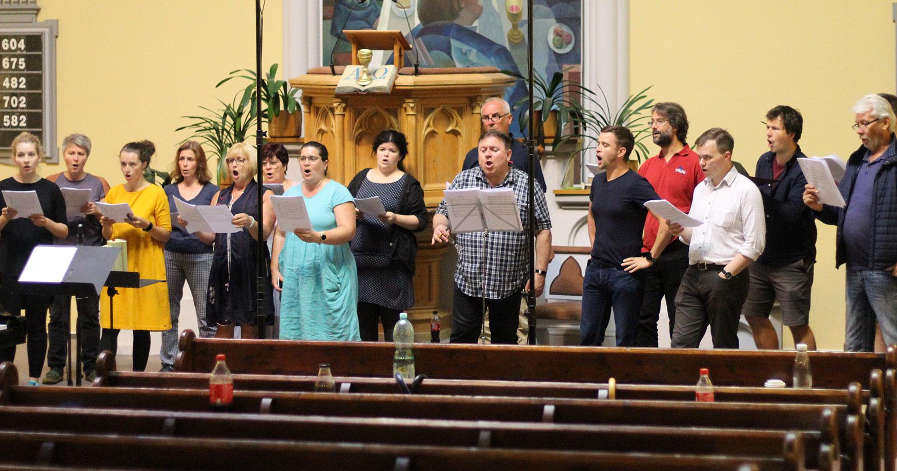 Kuhn Choir In Prague