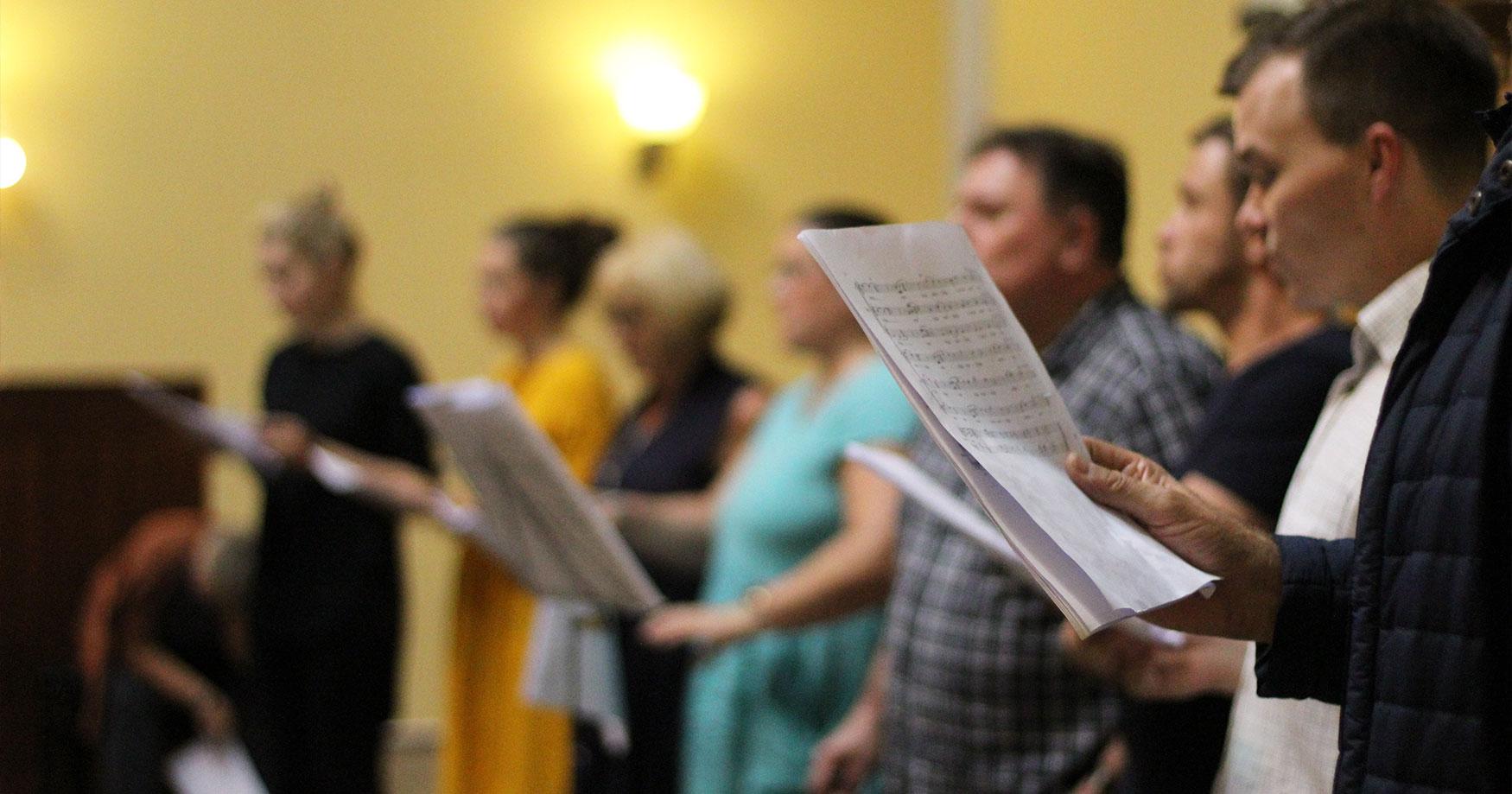 Kuhn Choir