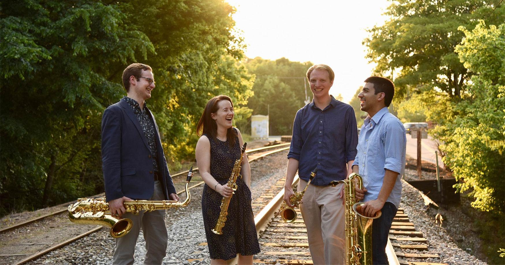 Fuego Quartet