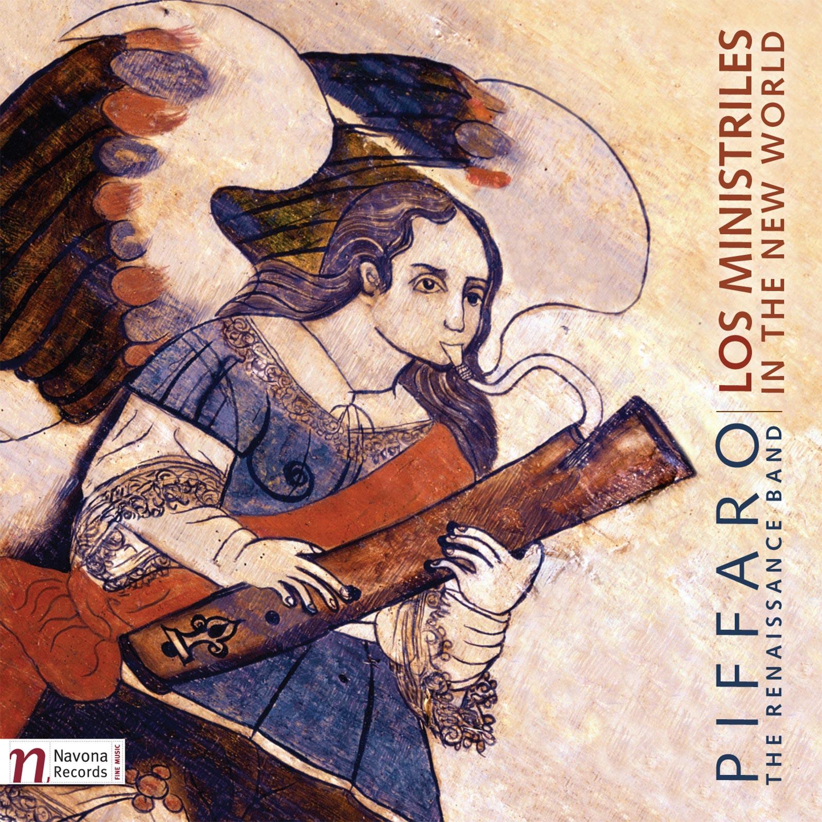 LOS MINISTRILES - Album Cover